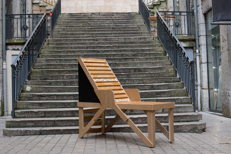 Design Lab au Passage Thiaffait à Lyon ©JulienRoche