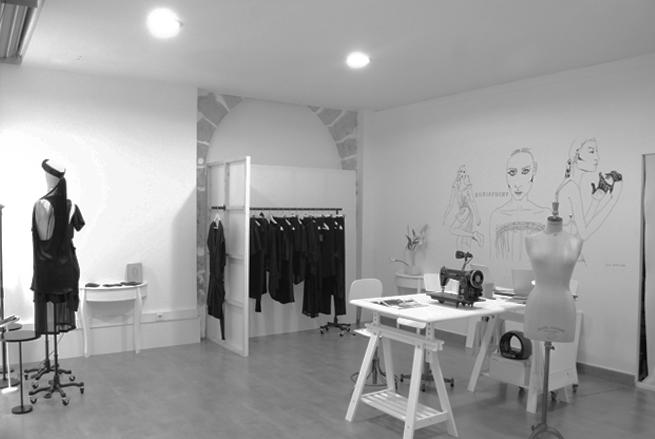 showrooms boutiques Lyon