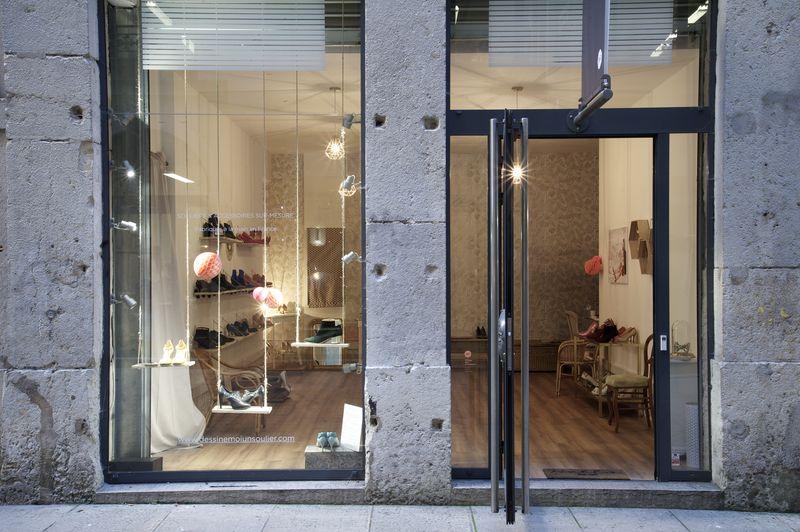 Showrooms et boutiques à louer au VDC