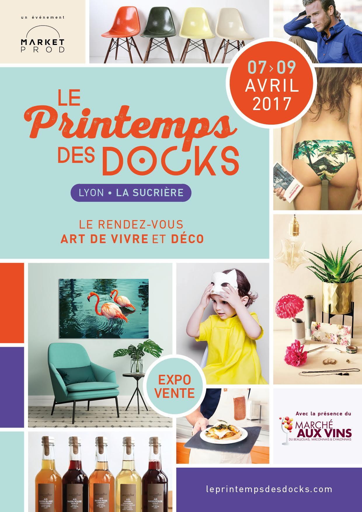 Le Printemps des Docks 2017 à la Sucrière Lyon