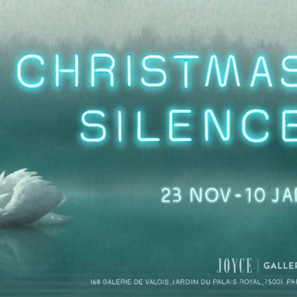 Le Silence de Noël Joyce Gallery Paris