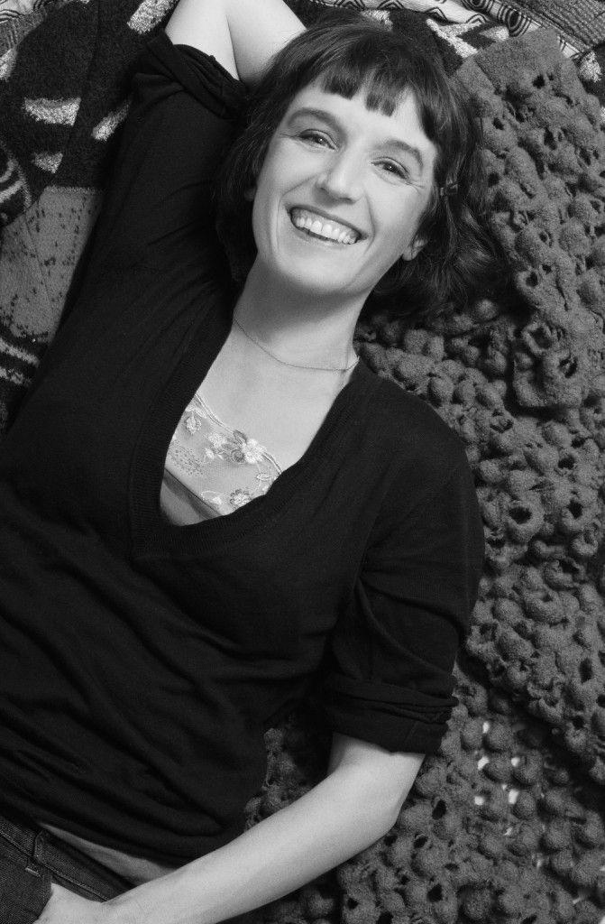 Louise Della, marraine de Créateurs de Tendances 2008