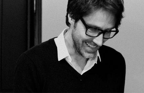 Christophe Josse, président du concours Talents de Mode 2013