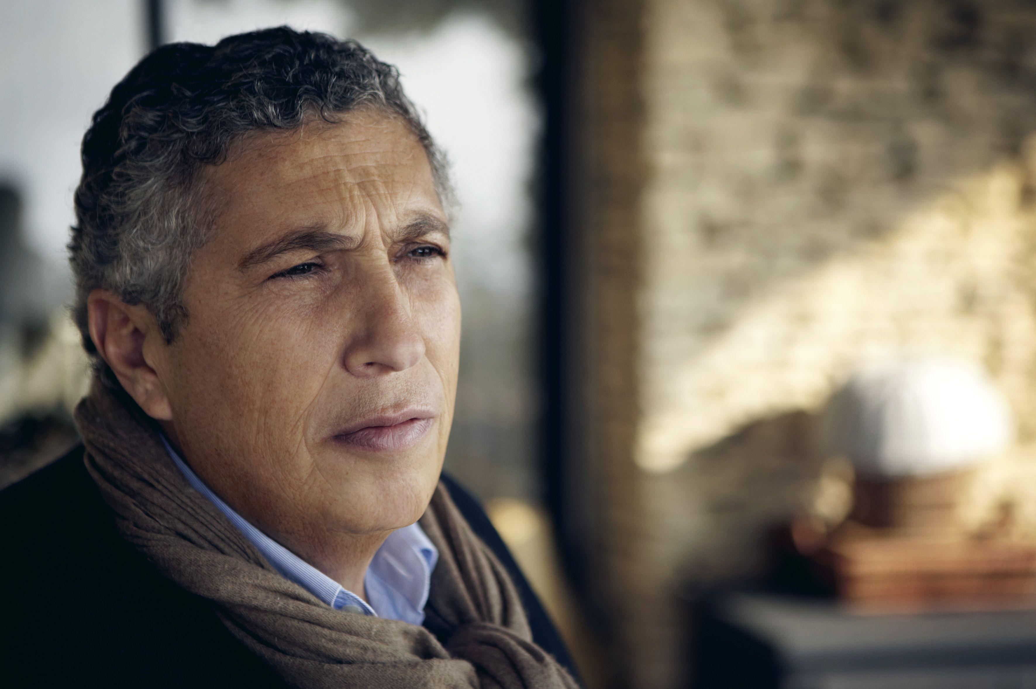 Serge Bensimon, président de Talents de Mode 2014
