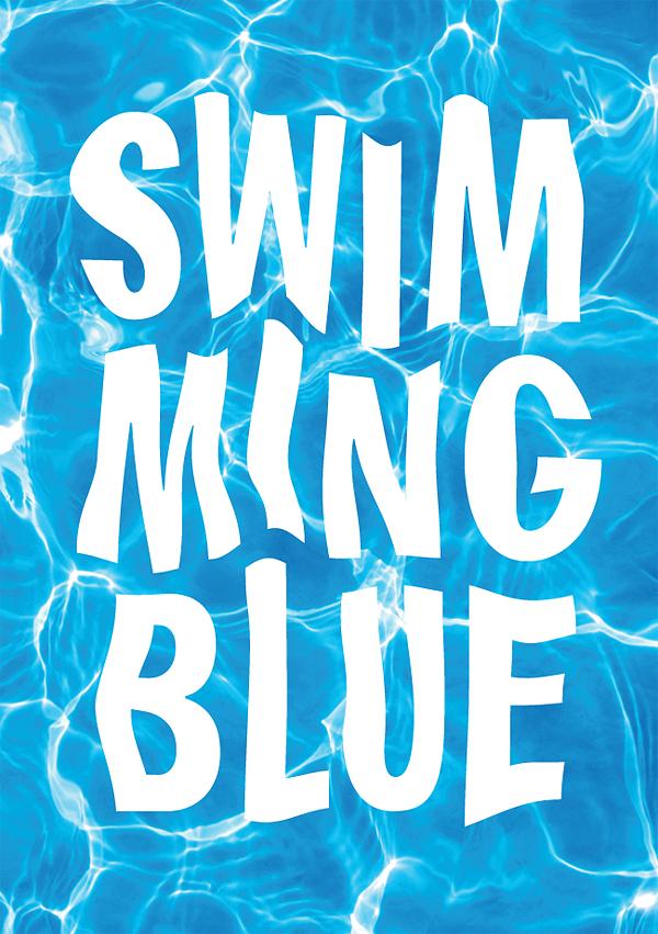 Exposition «Swimming Blue» à Joyce Gallery Paris