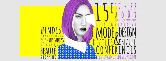 Le VDC est au Festival Mode & Design à Montréal