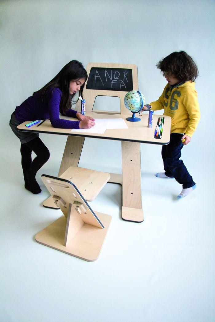 ©Az desk - Bureau évolutif pour enfants