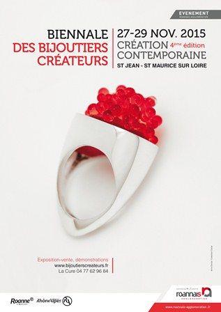 Place à la Biennale des bijoutiers créateurs ce week-end