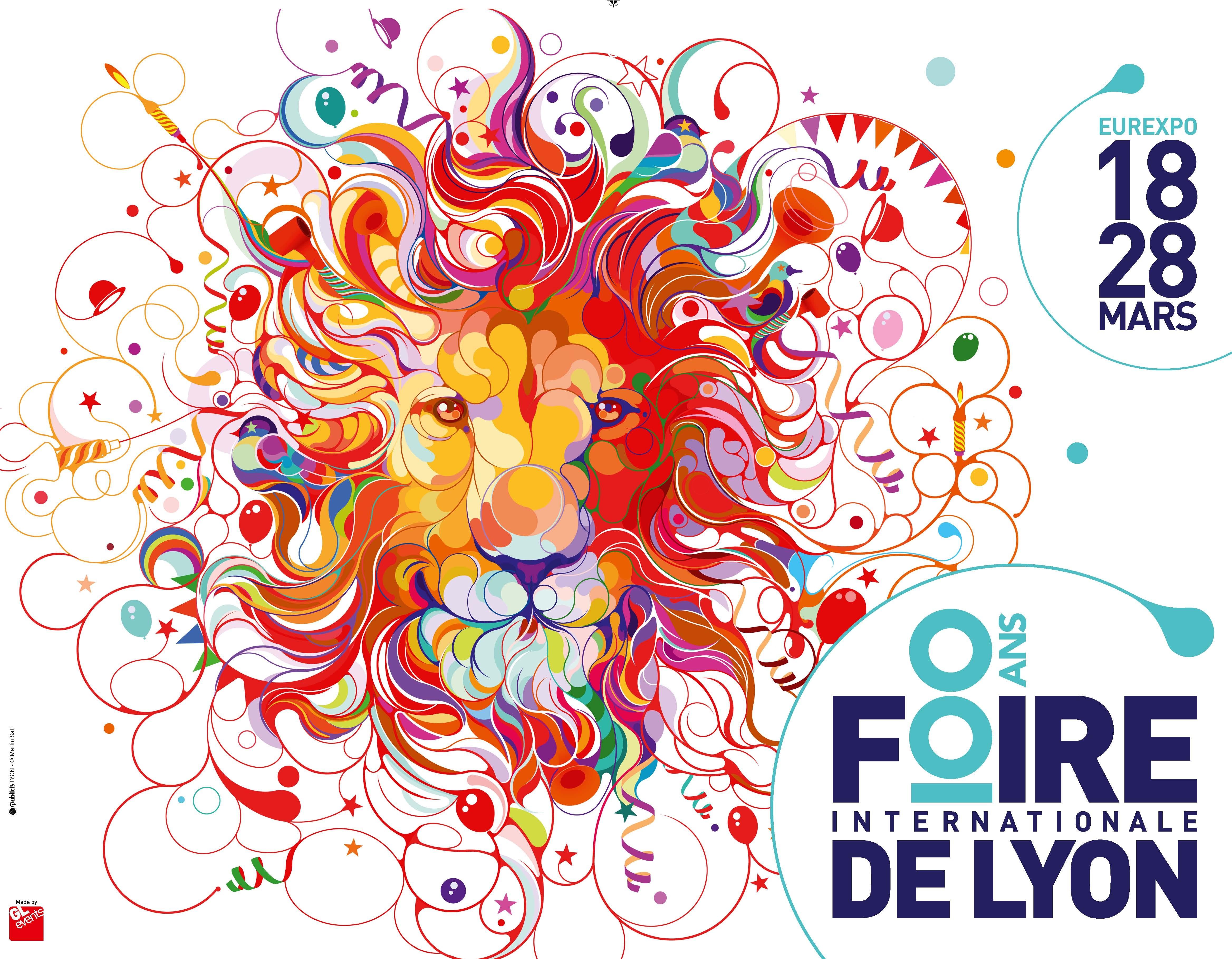 Les créations de l'Atelier de Gaspard à la Foire de Lyon 2016