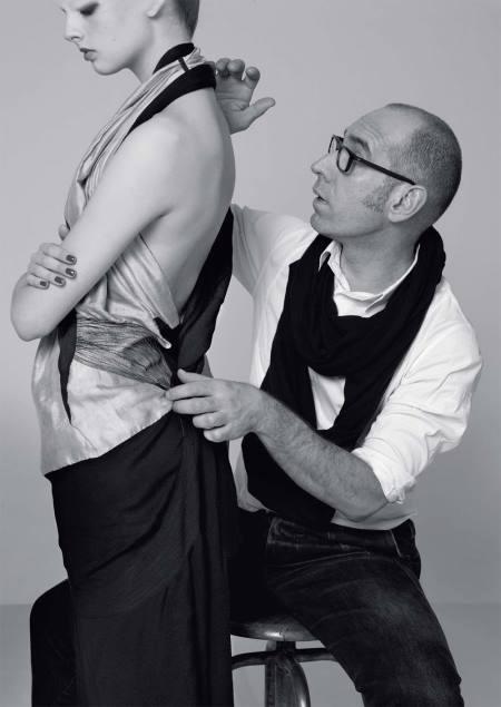 Gustavo Lins président de Talents de Mode 2016