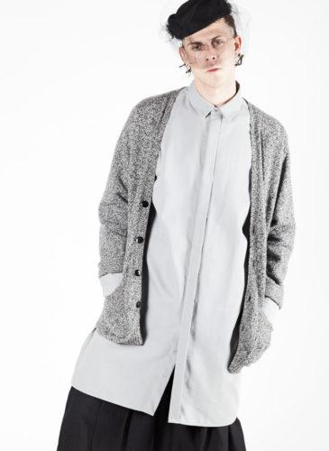 vêtement-unisexe-gris-village-des-créateurs-lester-larson