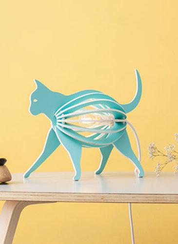 Zooo lamp Cat