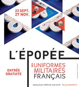 L'Epopée des uniformes militaires français à la Sucrière
