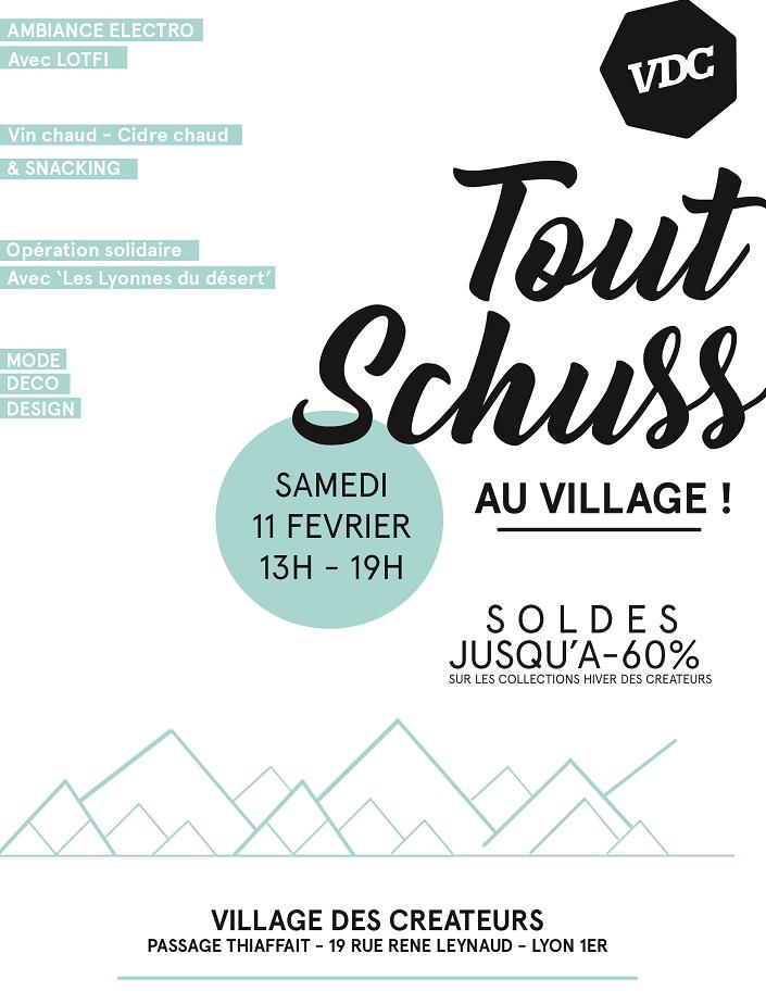 Tout Schuss au Village : samedi 11 février 2017