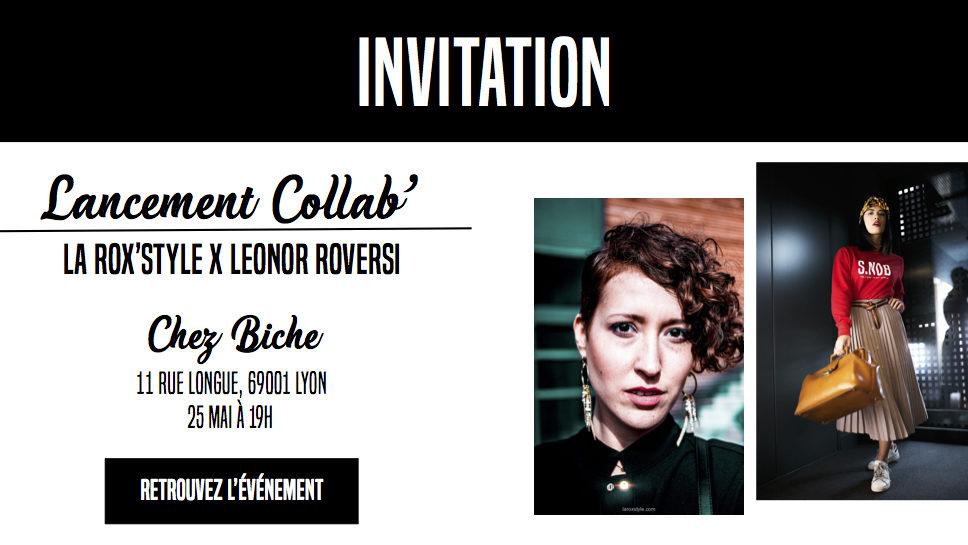 Invitation-Lancement-Collab-leonor-rovrsi-larox-style-pret-a-porter