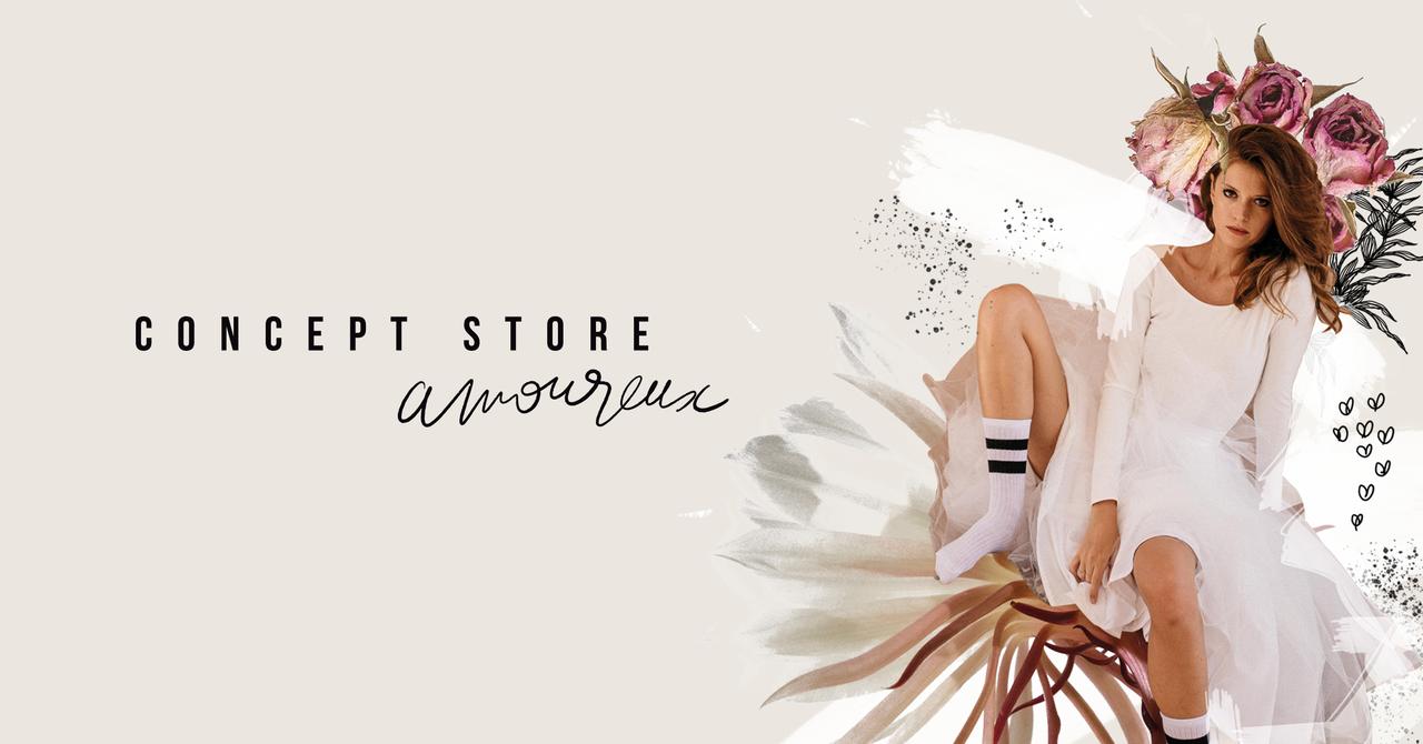 By Romance lance son Concept Store Amoureux