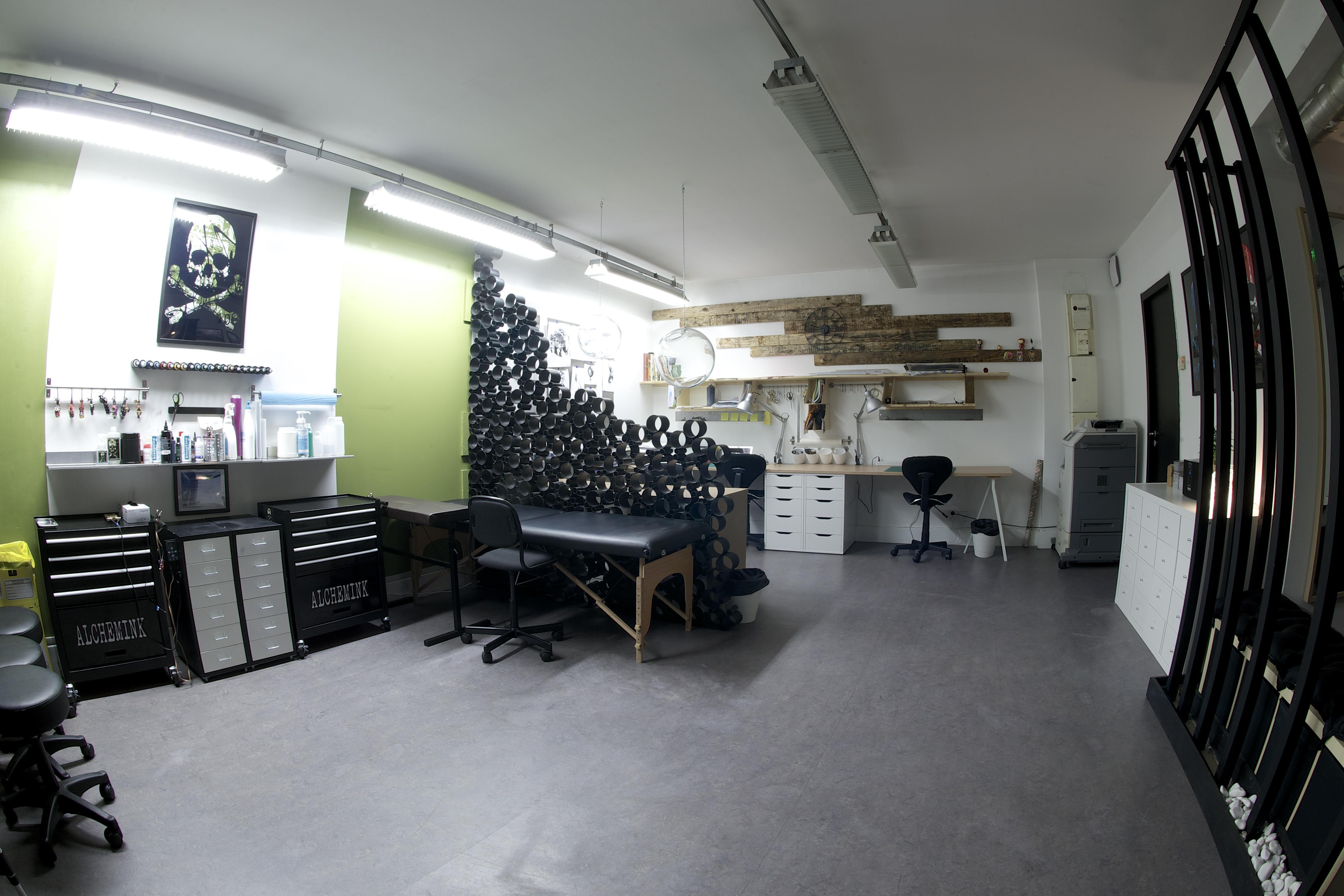 Showroom bureau à louer au VDC