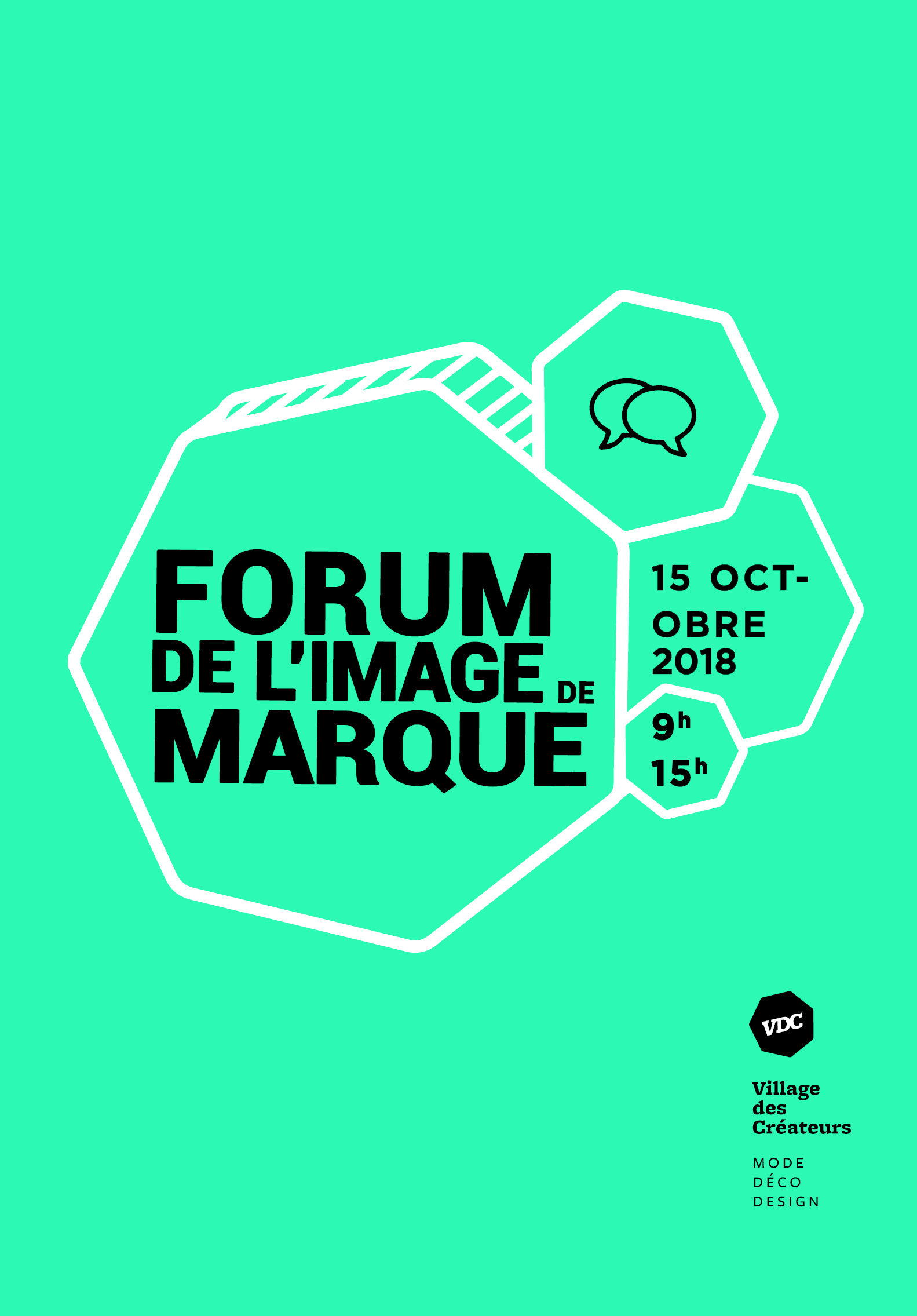 Le Village des Créateurs organise le Forum de l'image de marque !