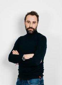 Frédéric Maus, président de Talents de Mode 2019