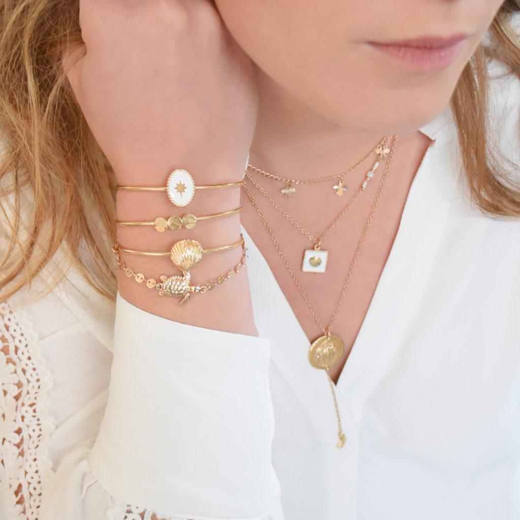 bracelets Pluie d'Etoiles Bijoux
