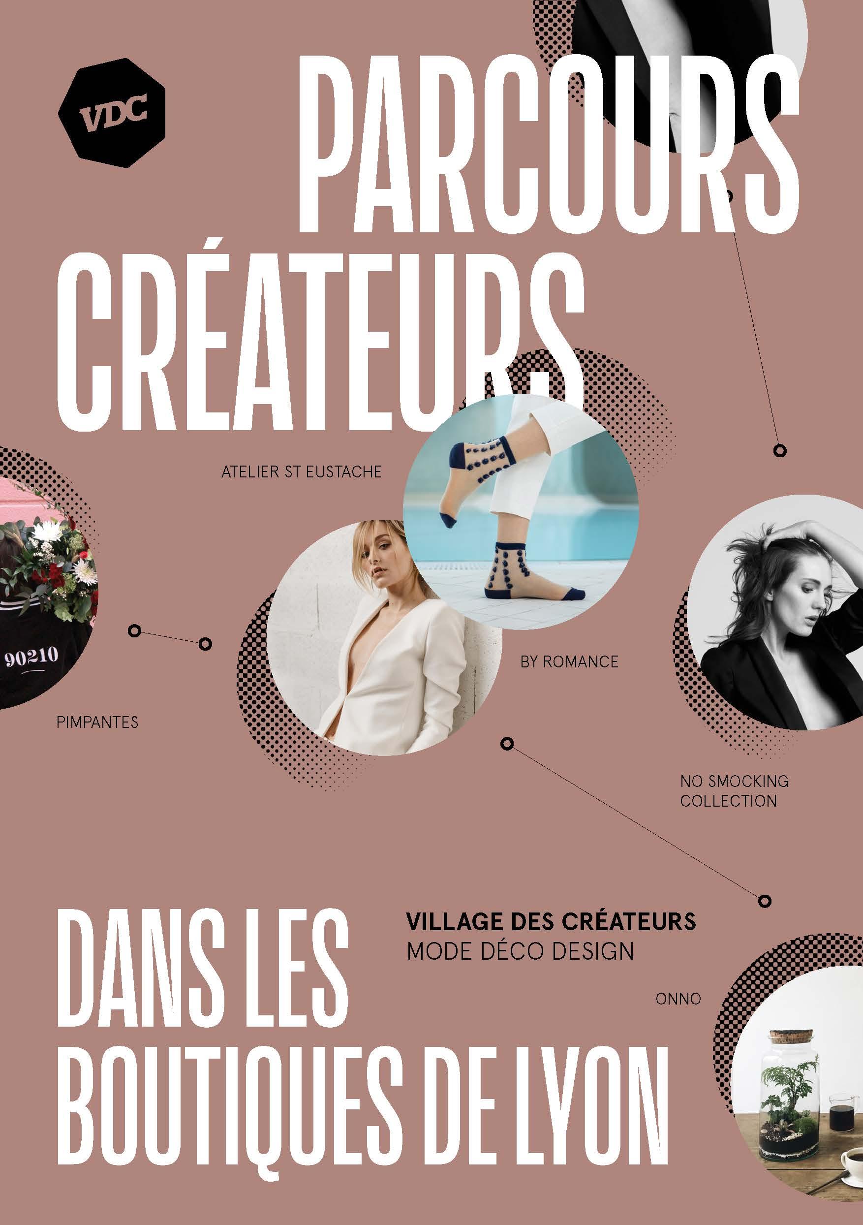 Un parcours créateurs dans les boutiques de Lyon
