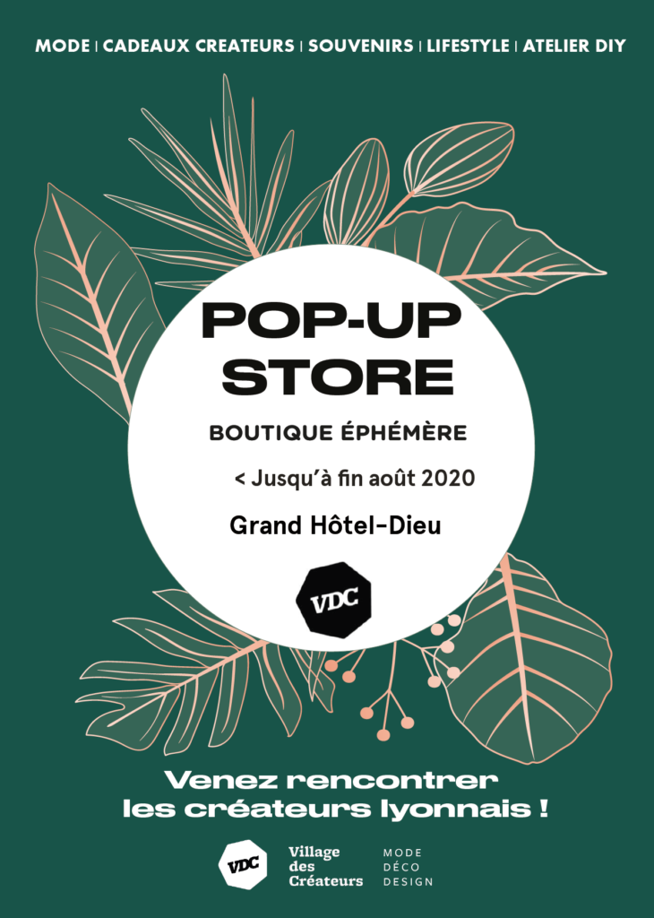Visuel du Pop Up Store 4 au GHD