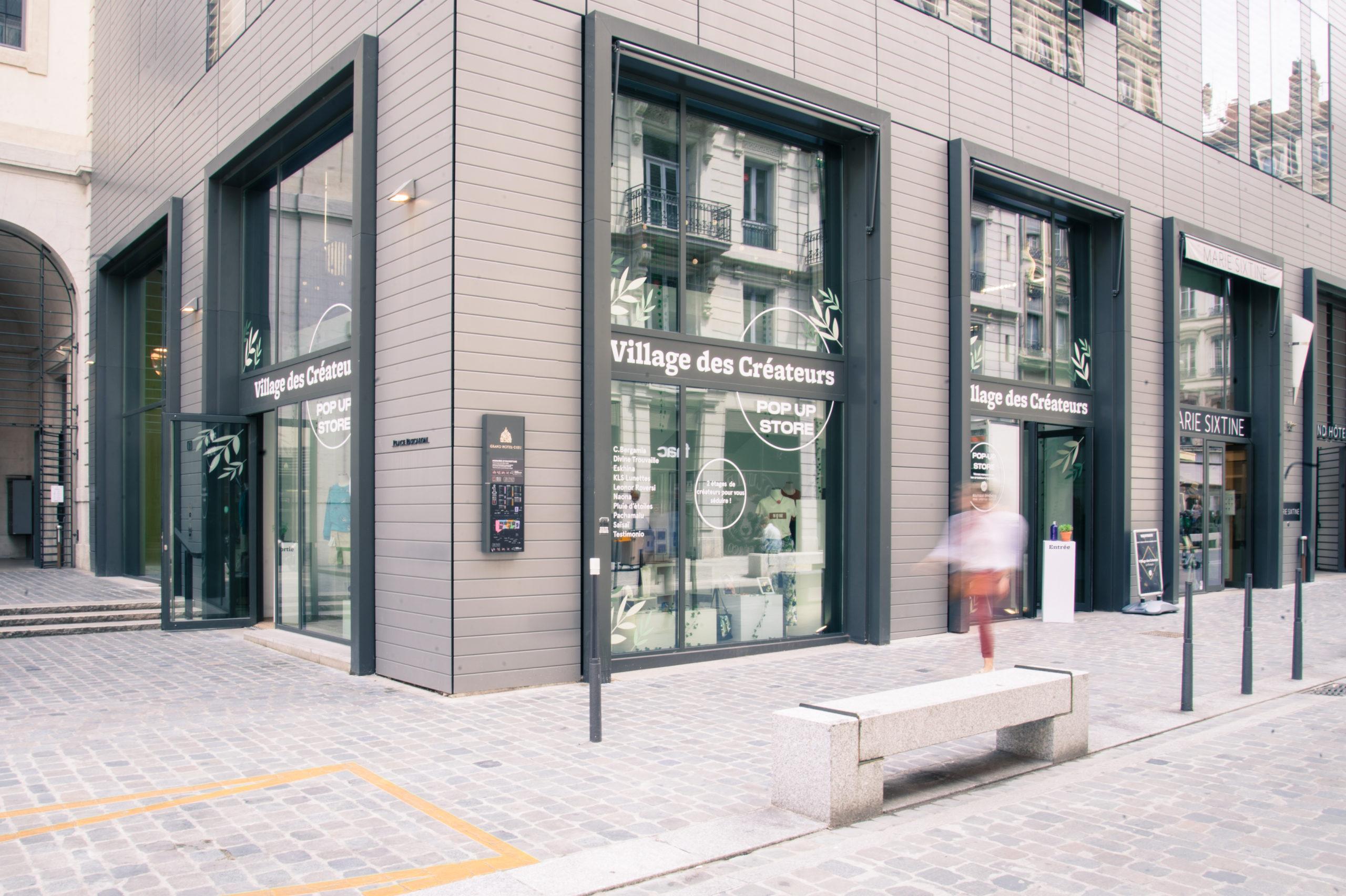 Le Village des Créateurs ouvre une nouvelle boutique éphémère