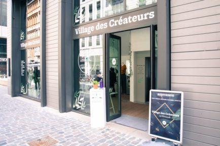 Le Pop Up Store du Village des Créateurs au Grand Hôtel Dieu