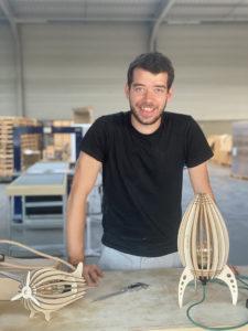 Créateur Atelier Loupiote