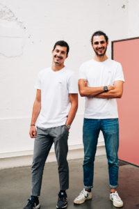 Maugan et Nathan les créateurs de NOSC