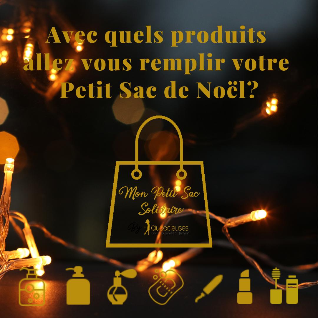 Opération «Mon Petit Sac Solidaire»