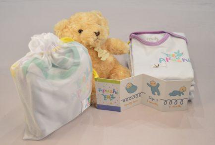 Bodies évolutifs pour les bébés apushi baby
